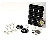 Kit solaire pour éclairage