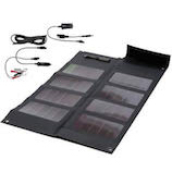 Panneau solaire portable et pliable