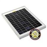 Panneau solaire photovoltaïque fixe