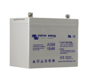Batterie solaire 38 Ah AGM 12V