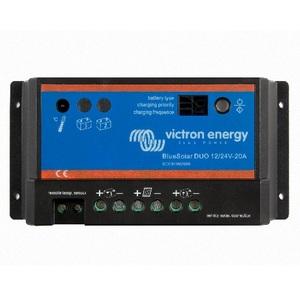 Régulateur de charge VICTRON 20A Duo 2 sorties (spécial Bateau et Caravaning)