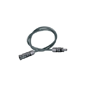 Câble de 4 mm2, prise mâle et femelle, connecteur Mc4 (PV-ST01) Longueur 1 m