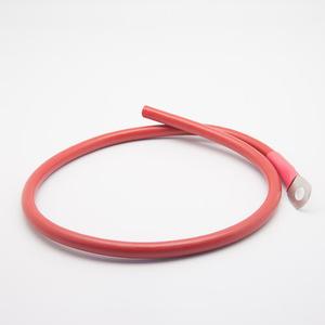 Câble de connexion batterie - régulateur 10mm² 1 cosse M8 rouge