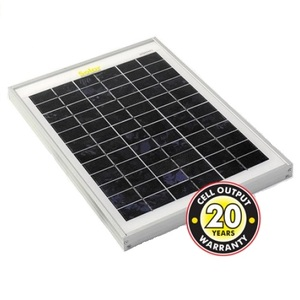 Panneau Solaire Fixe 5Wc Monocristallin SOLARTECHNOLOGY