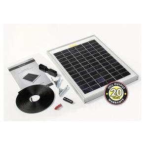 KIT Panneau Solaire Fixe 5Wc Monocristallin SOLARTECHNOLOGY