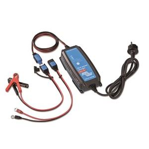 Chargeur de batterie 12V 1 sortie plusieurs connecteurs Victron BluePower