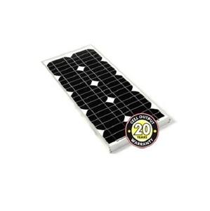 Panneau Solaire Fixe 20Wc Monocristallin SOLARTECHNOLOGY