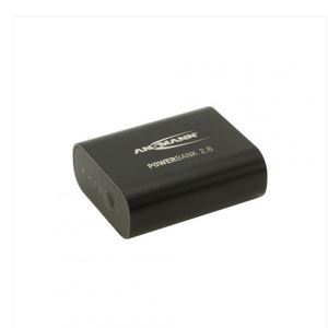 Powerbank 2.6 Batterie Portable 2600 mAh ANSMANN