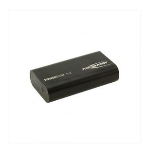 Powerbank 5.2 Batterie Portable 5200 mAh ANSMANN
