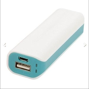 Powerbank Hycell 2200 Bleue Batterie portable ANSMANN