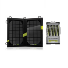 Kit Aventure Panneau + Batterie + Piles rechargeables GOALZERO