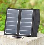 Panneau solaire portable 2x6w SUNGOLDSOLAR