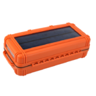 Chargeur Solaire ROKPAK 12.000mAh SafetyOrange