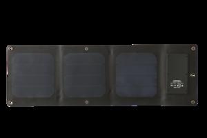 Panneau pliable et batterie 5000 mAh SolarBook WP 10 FRENDO
