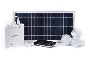 Kit solaire lithium
